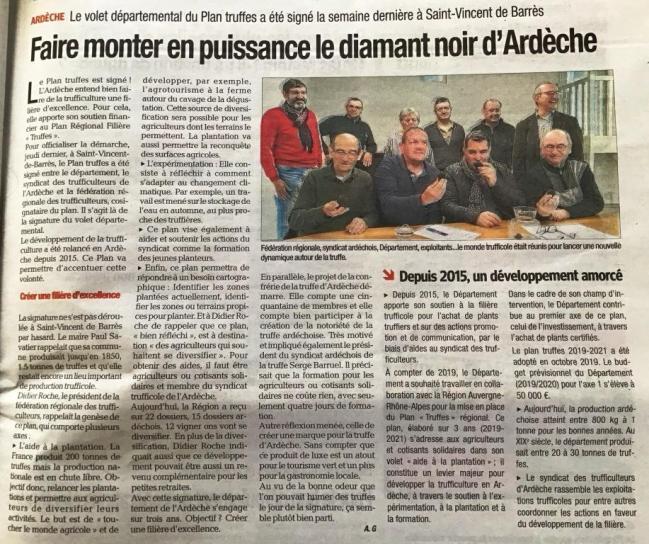 Articlelatribunedu12mars2020