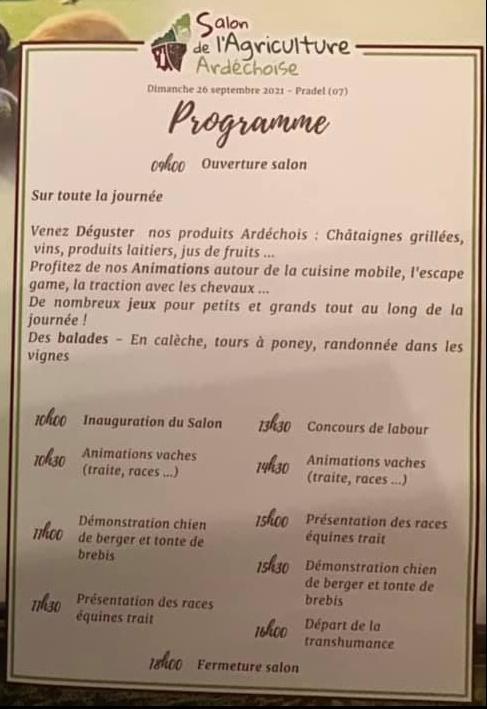 Salonagri25 9 21programme